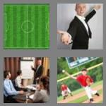 4 pics 1 word 5 letters pitch