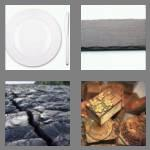 4 pics 1 word 5 letters plate