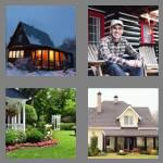 4 pics 1 word 5 letters porch