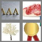 4 pics 1 word 5 letters prime