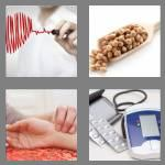 4 pics 1 word 5 letters pulse