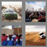 4 pics 1 word 5 letters rally