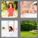 4 pics 1 word 5 letters relax
