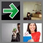 4 pics 1 word 5 letters right