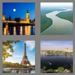 4 pics 1 word 5 letters river