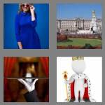 4 pics 1 word 5 letters royal