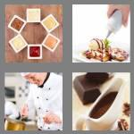 4 pics 1 word 5 letters sauce
