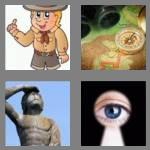4 pics 1 word 5 letters scout