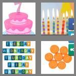 4 pics 1 word 5 letters seven