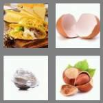4 pics 1 word 5 letters shell