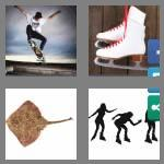 4 pics 1 word 5 letters skate