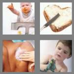 4 pics 1 word 5 letters smear