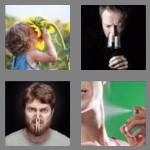 4 pics 1 word 5 letters smell