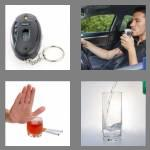 4 pics 1 word 5 letters sober