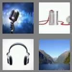 4 pics 1 word 5 letters sound