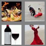 4 pics 1 word 5 letters spain