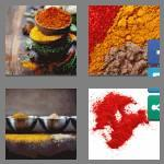4 pics 1 word 5 letters spice