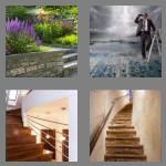 4 pics 1 word 5 letters steps
