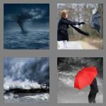 4 pics 1 word 5 letters storm