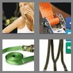 4 pics 1 word 5 letters strap