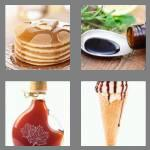 4 pics 1 word 5 letters syrup