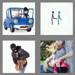 4 pics 1 word 5 letters thief