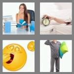 4 pics 1 word 5 letters tired