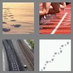 4 pics 1 word 5 letters track