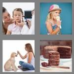 4 pics 1 word 5 letters treat