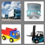 4 pics 1 word 5 letters truck