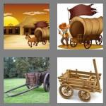 4 pics 1 word 5 letters wagon