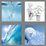 4 pics 1 word 5 letters water
