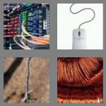 4 pics 1 word 5 letters wired