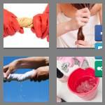 4 pics 1 word 5 letters wring