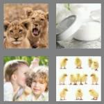 4 pics 1 word 5 letters young