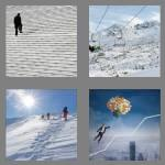 4 pics 1 word 6 letters ascent