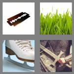 4 pics 1 word 6 letters blades