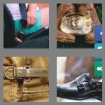 4 pics 1 word 6 letters buckle