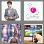 4 pics 1 word 6 letters button