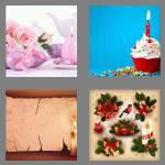 4 pics 1 word 6 letters candle