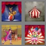 4 pics 1 word 6 letters circus