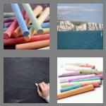 4 pics 1 word 6 letters crayon
