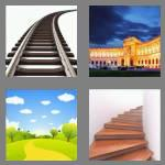 4 pics 1 word 6 letters curved