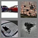 4 pics 1 word 6 letters damage