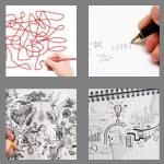 4 pics 1 word 6 letters doodle