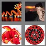 4 pics 1 word 6 letters dragon