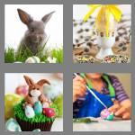 4 pics 1 word 6 letters easter