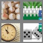 4 pics 1 word 6 letters eleven