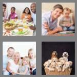4 pics 1 word 6 letters family