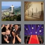 4 pics 1 word 6 letters famous
